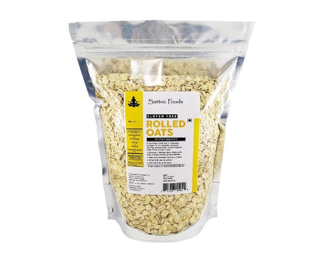 Sattvic Food Oats