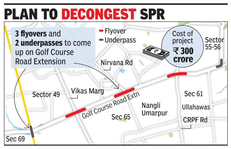 SPR decongestion project runsinto fund crunch roadblockorSPR decongestion projectfaces fund crunch roadblock