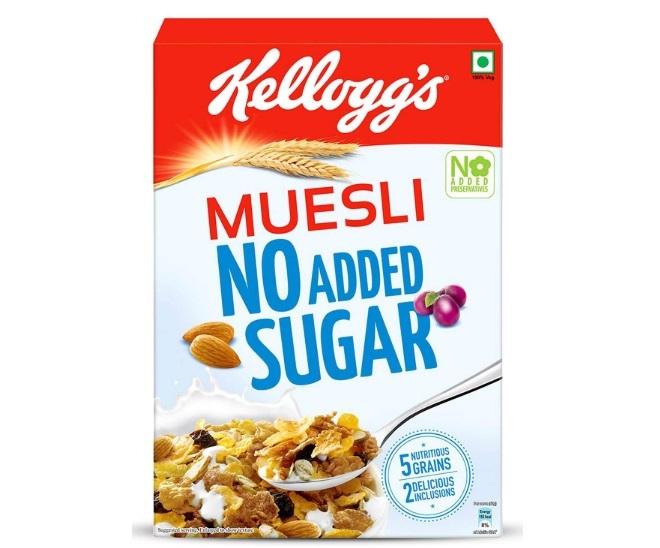 Kellogg's Muesli- No Added Sugar
