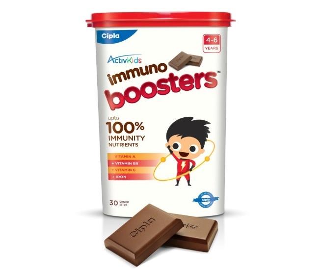 Cipla Immuno Boosters
