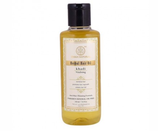 Khadi Natural hair oil