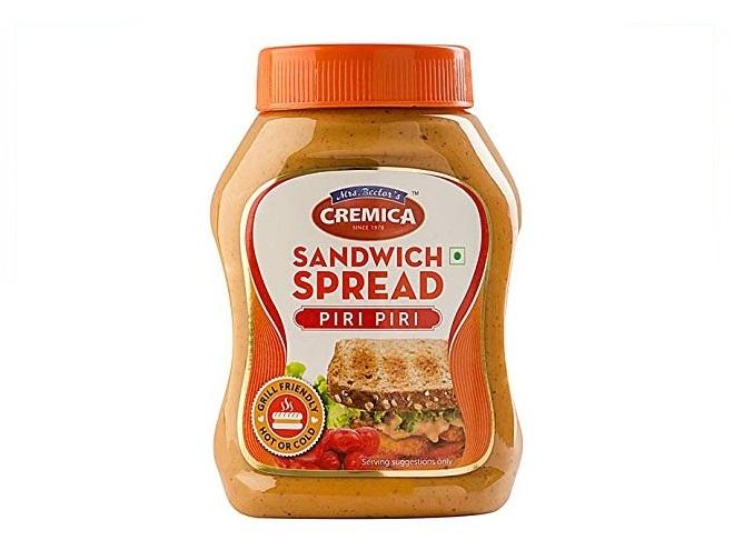 Cremica Sandwich Mayo, Piri Piri