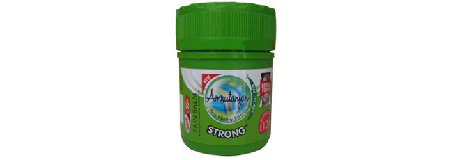 Amrutanjan strong pain balm