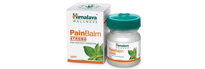 Himalaya pain balm strong