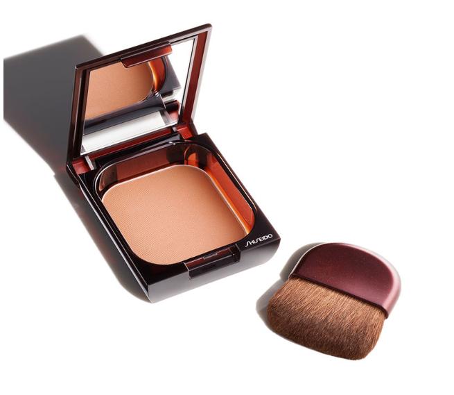 Shiseido Oil-free Bronzing Powder