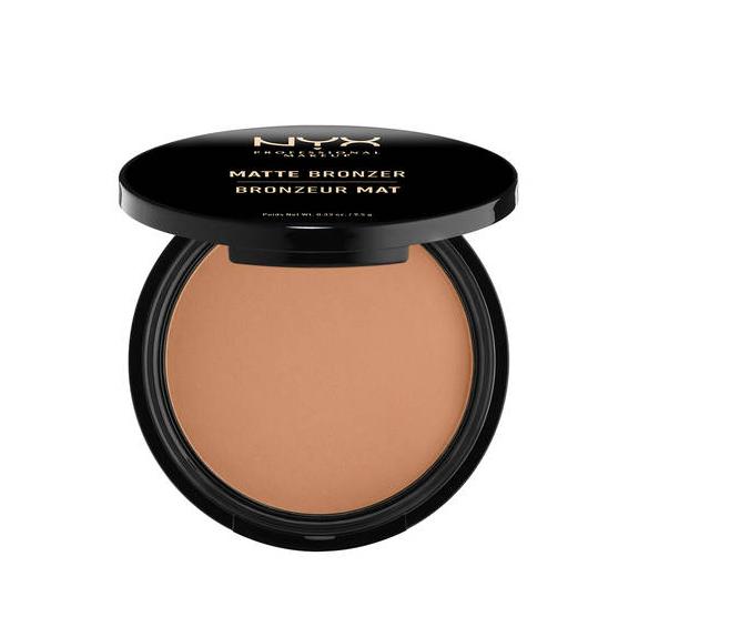 Nyx Professional Makeup Matte Body Bronzer, Medium