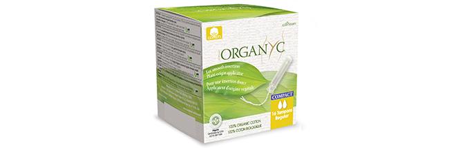 Organyc tampons