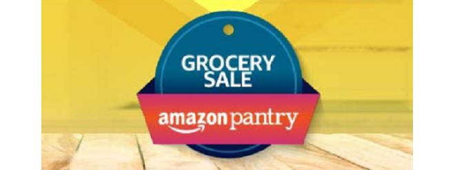 Amazon Holi Sale- Pantry