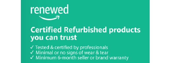 Amazon Holi Sale- Refurbished Products