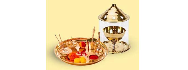 Amazon Holi Sale- Pooja Articles