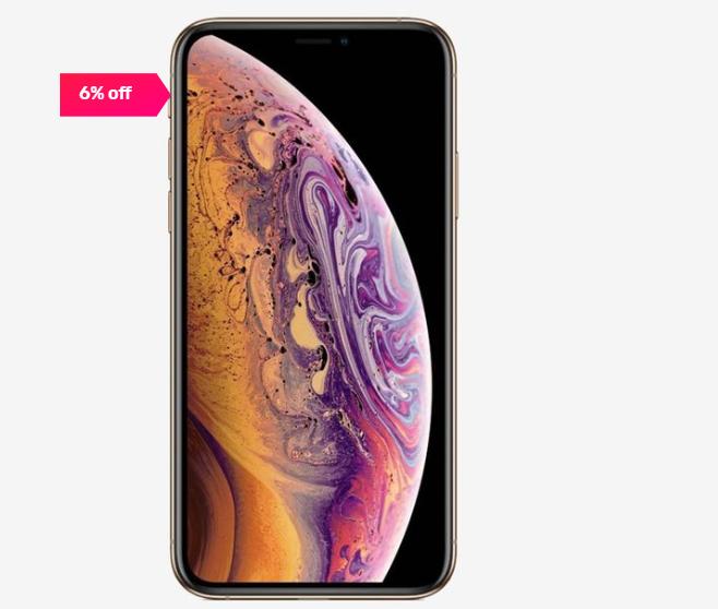 Apple iPhone XS 64 GB (Gold)