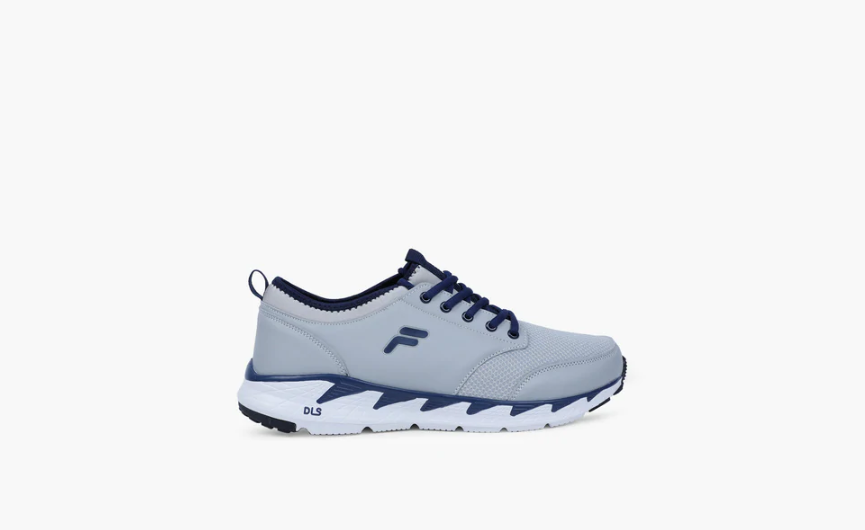FILA Lace-Up Low-Top Sports Shoes