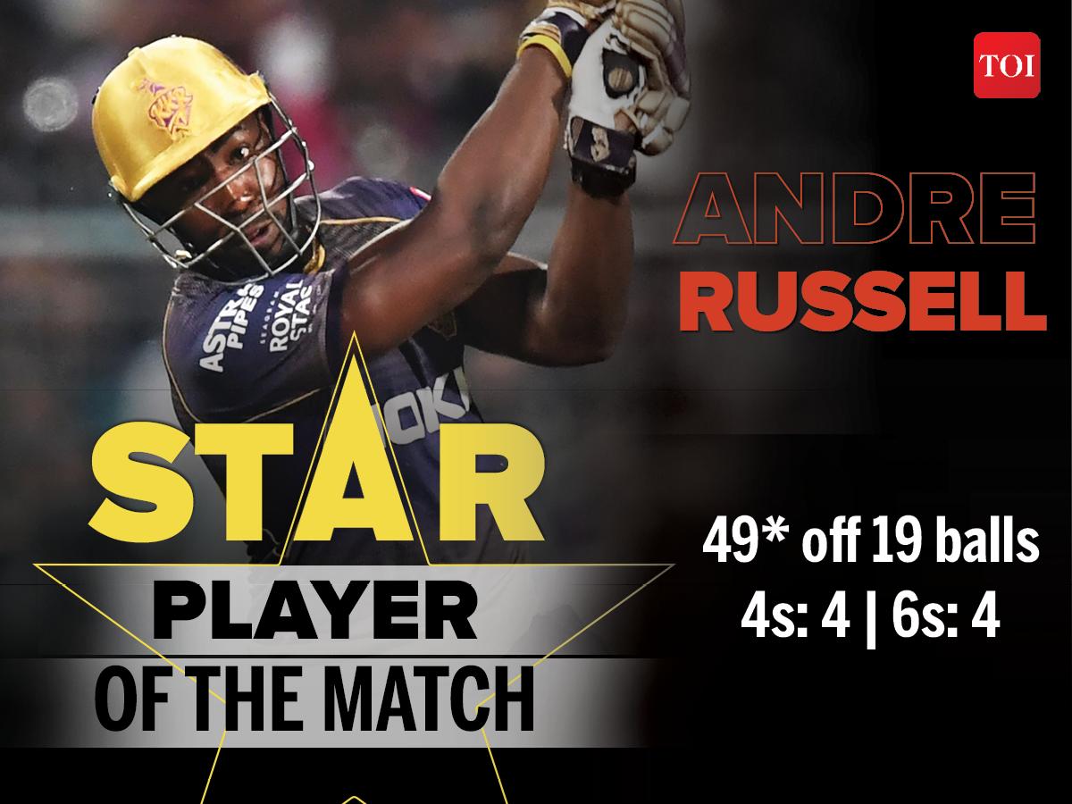 IPL-24 First Match star of the match