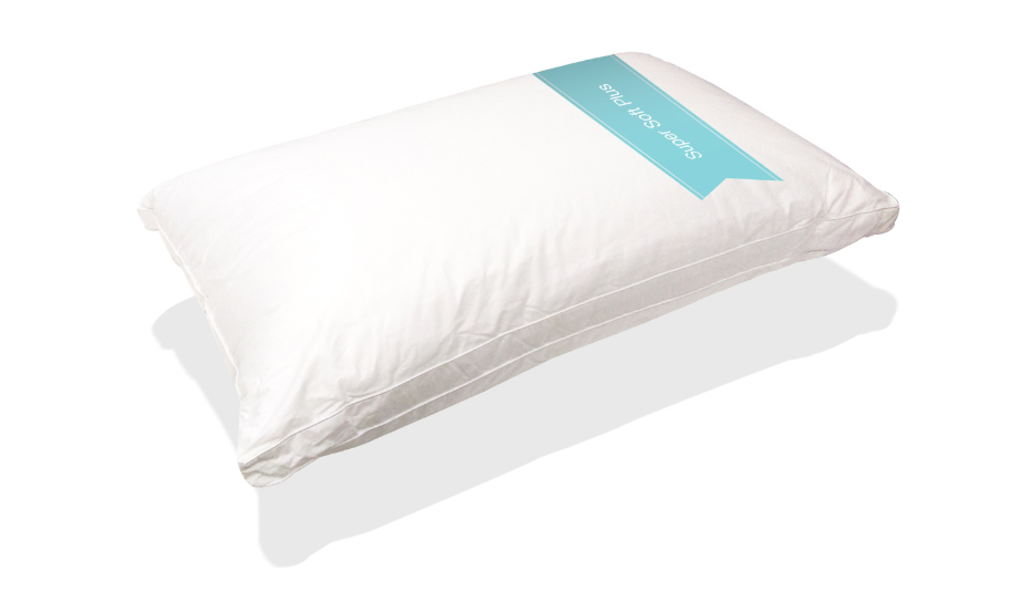 Super soft synthetic pillow