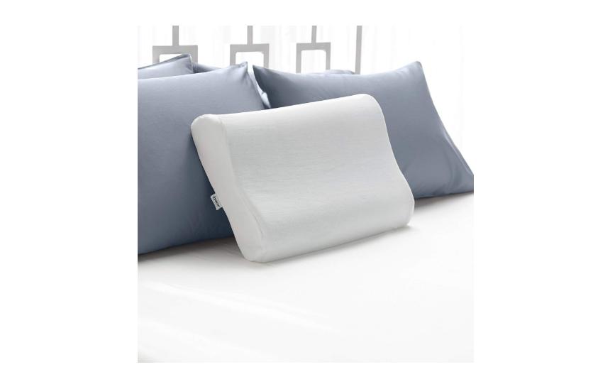 Sleep Innovations Memory Foam Contour Pillow