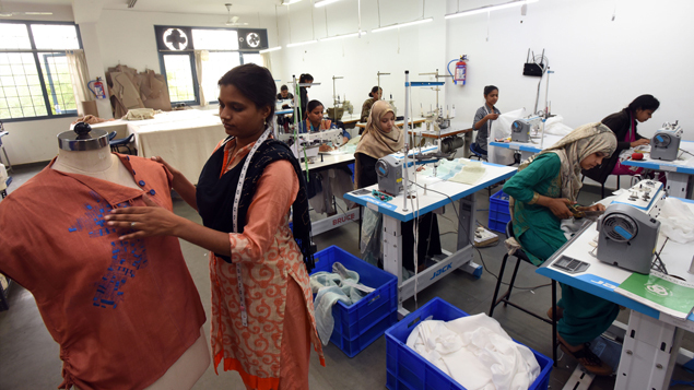 India S First Women Apparel Pattern Makers Times Of India