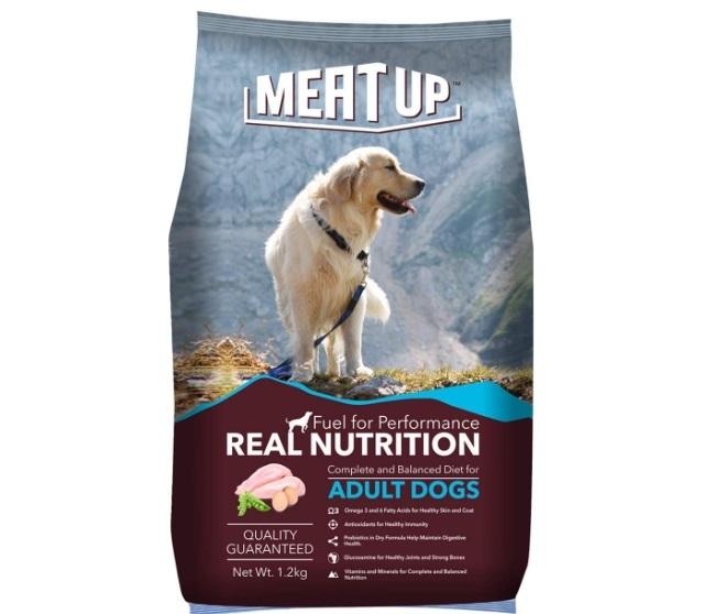 Meat Up Adult Dog Food