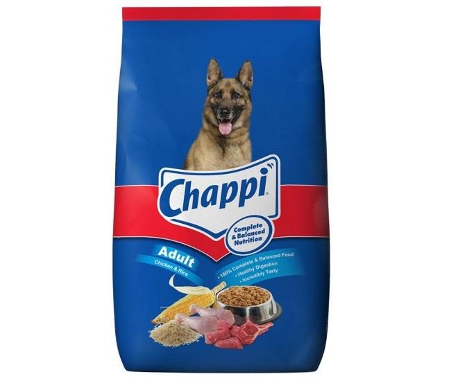 Chappi Adult Dry Dog Food, Chicken & Rice