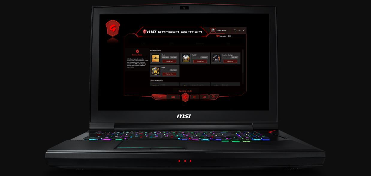 MSI Titan 093 Laptop