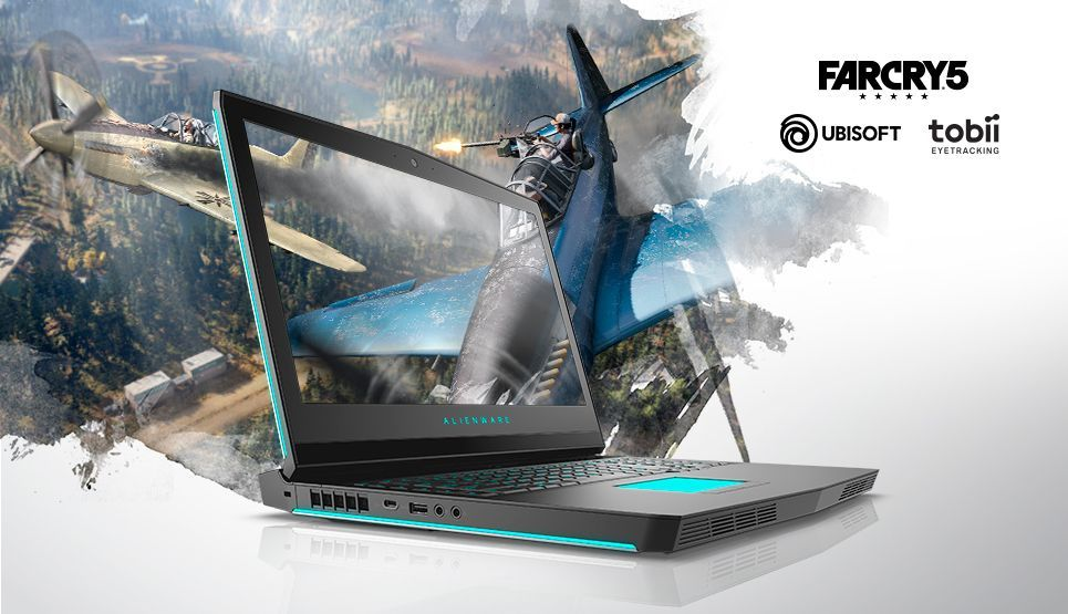 Alienware 17 Laptop