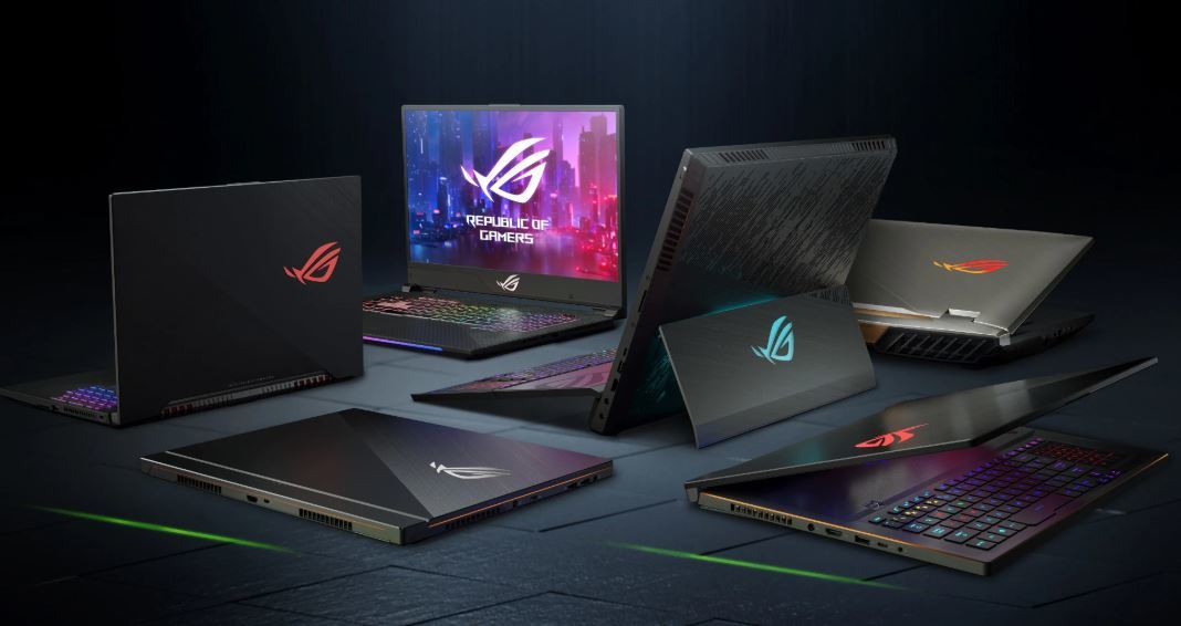 Asus ROG G703 Gaming Laptop