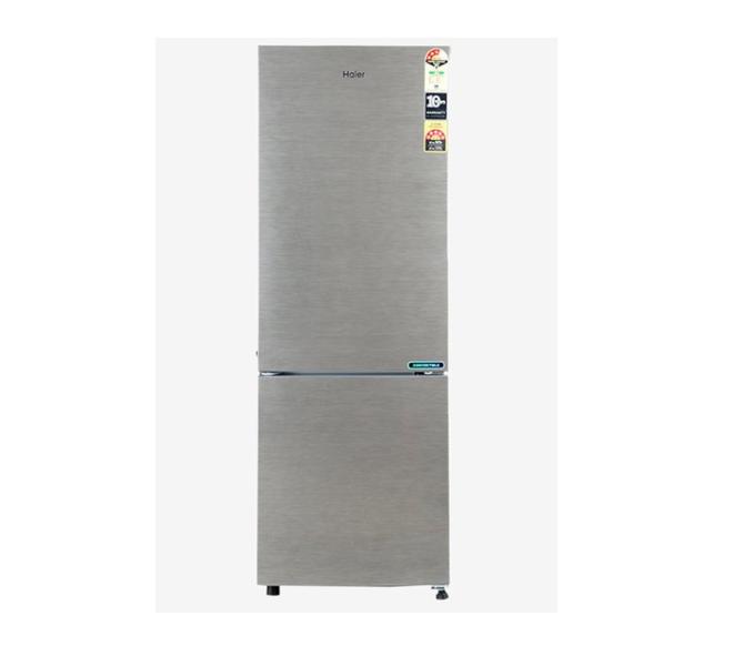 Haier 276L Double Door Bottom Mount Refrigerator