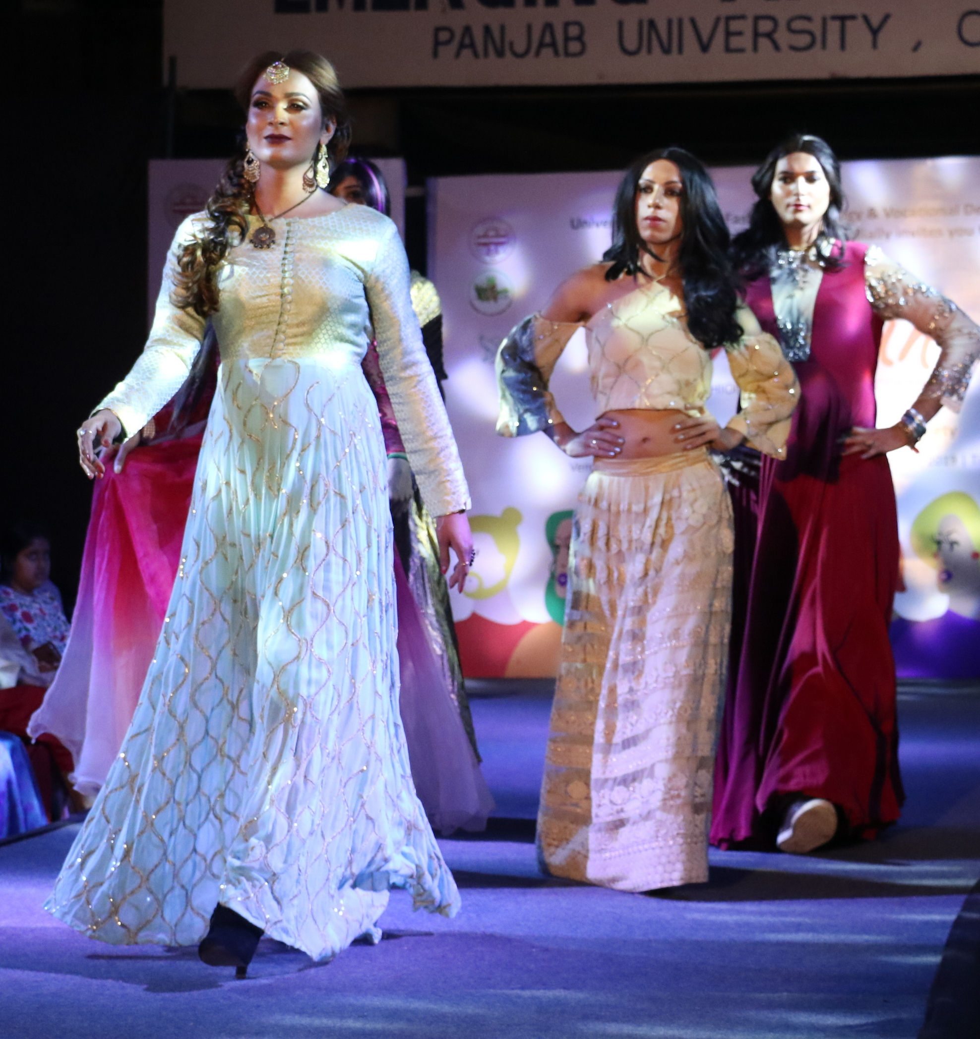 Udaan fashion show2