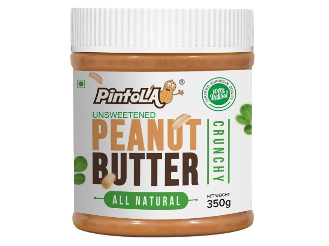 All Natural Peanut Butter Crunchy