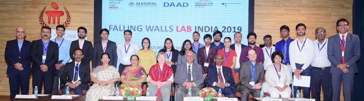 Falling Walls Lab contest