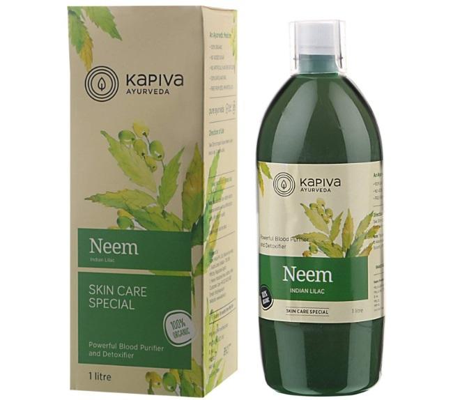 Kapiva 100% Natural Neem Juice