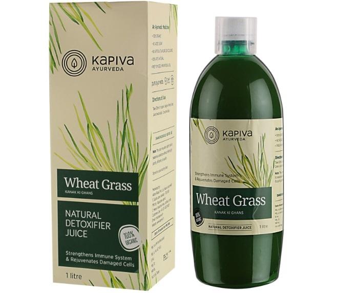Kapiva Wheat Grass Juice