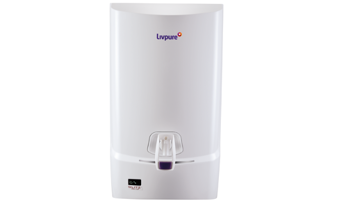Livpure Glitz UV + UF water purifier