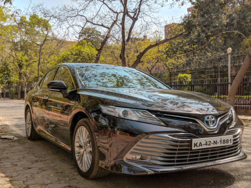 2019 Toyota Camry review | 2019 Toyota Camry first drive review