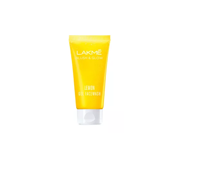 Lakme Blush And Glow Lemon Gel Face Wash