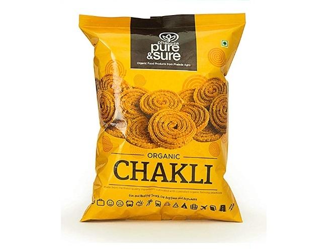 Pure & Sure Organic Chakli