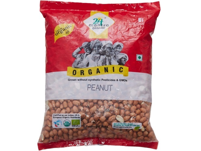 24 Mantra Organic Raw Peanut