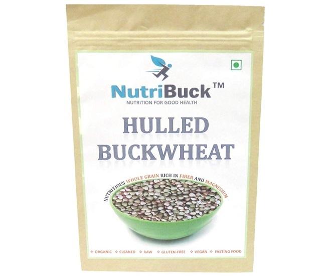 NutriBuck Buckwheat Groats