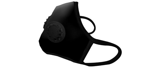 Vogmask N99 C2V double valve anti-pollution mask