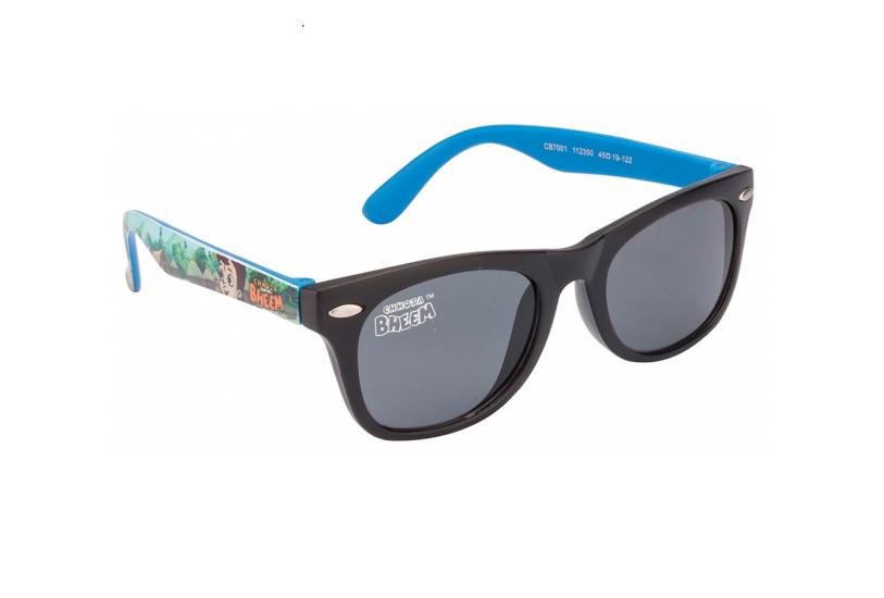 Chhota Bheem CB7001 Wayfarer Shape Kid's Sunglasses (6-10 yrs)