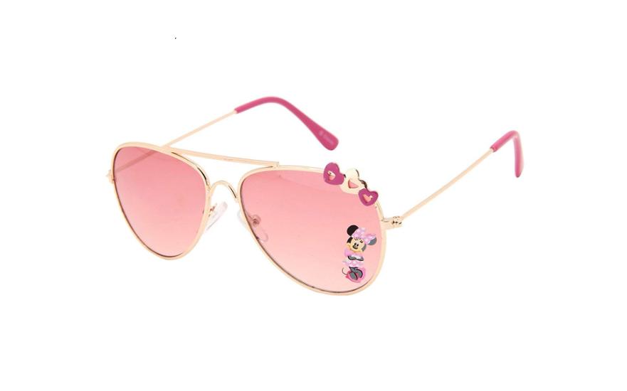 Disney UV Protected Aviator Unisex Sunglasses (5 to 14 years)