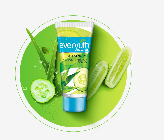 Everyuth Aloe Vera Face Wash