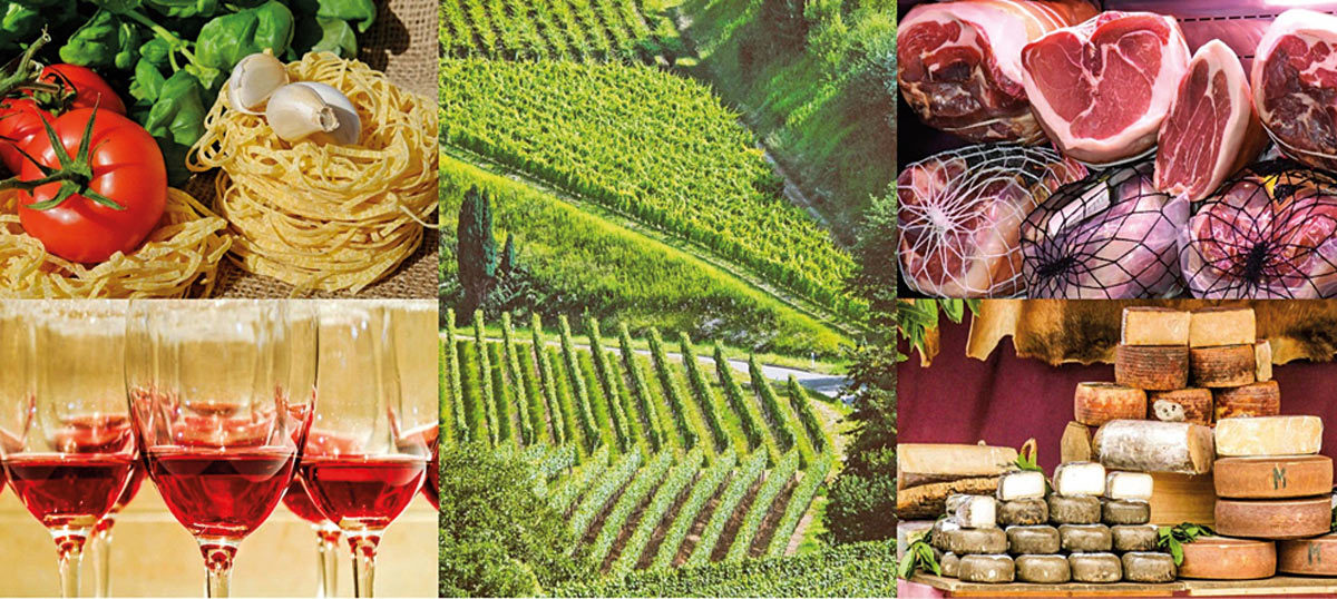 All you want to learn about Italian food, wine