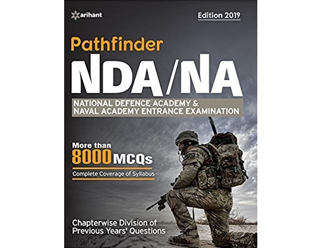 Pathfinder National Defence Academy & Naval Academy Entrance Examination by Arihant Experts