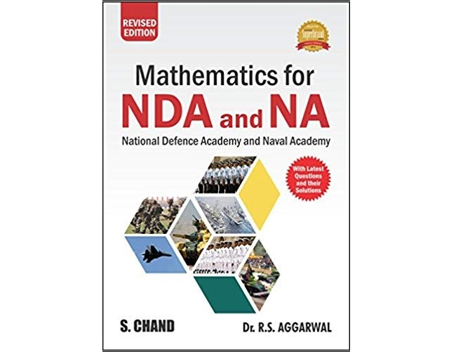 Mathematics for NDA And NA by R.S. Aggarwal