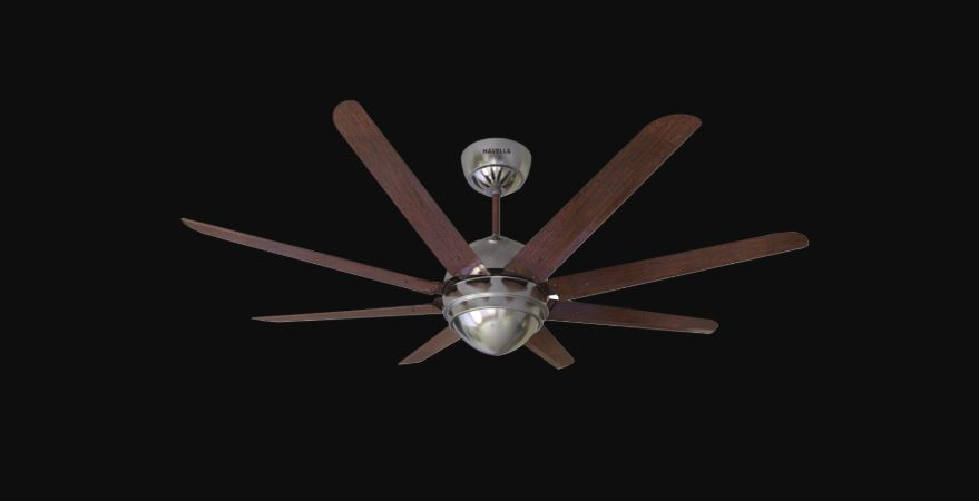 Havells Octet 8-Blade Ceiling Fan with Remote and Light