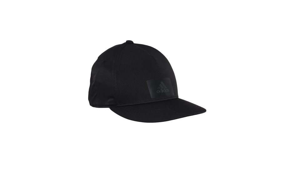 Adidas Men Black Logo Cap