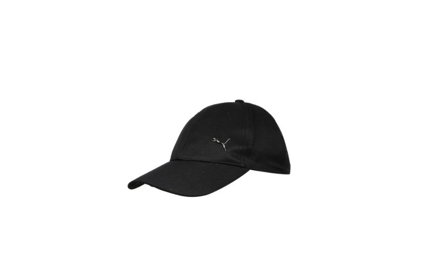 Puma Black Solid Cap