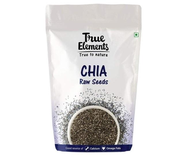 True Elements Raw Chia Seeds