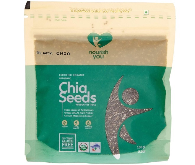 NourishYou Authentic Chia Seeds