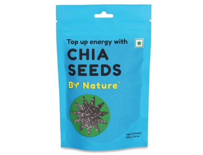 By Nature Chia Seeds